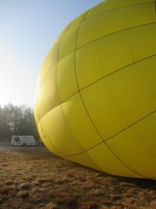 Aufbau des Ballons - Kosten