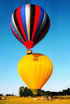 Ballonfahrt Beelitz
